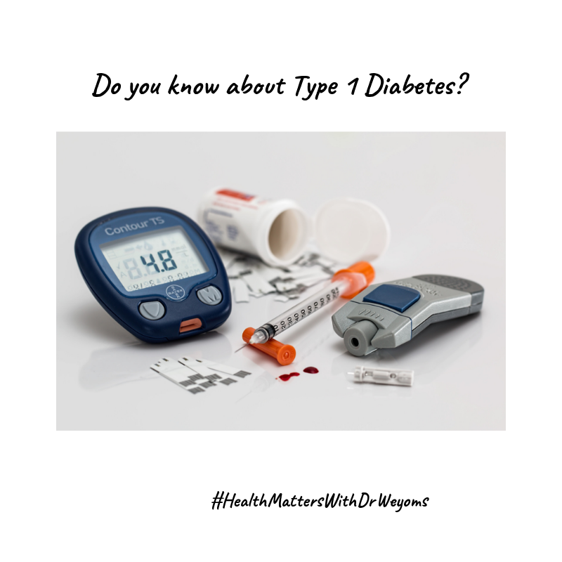 Do You Know About Type 1 Diabetes?